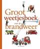 Delphine  Huguet ,Groot weetjesboek over de brandweer