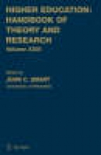 Higher Education: Handbook of Theory and Research 23