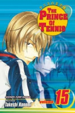 Konomi, Takeshi The Prince of Tennis, Volume 15
