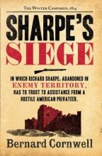 Bernard Cornwell Sharpe`s Siege