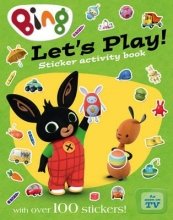 Let`s Play sticker activity book