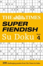 The Times Mind Games The Times Super Fiendish Su Doku Book 4