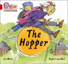 Liz Miles,   Rupert van Wyk The Hopper