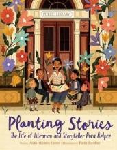 Denise, Anika Aldamuy Planting Stories