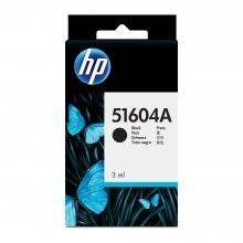 , Inktcartridge HP 51604A zwart