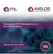 Orr, Anthony T. Passing your ITIL managing across the lifecycle exam