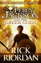 Rick,Riordan Percy Jackson and the Greek Gods