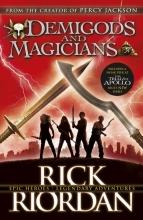 Rick,Riordan Percy Jackson Demigods and Magicians