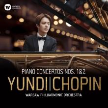 Yundi , Cd chopin piano concertos 1 & 2