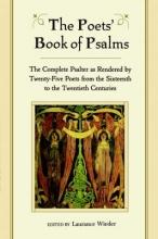 Laurance Wieder The Poets` Book of Psalms