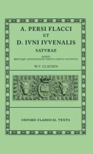 Clausen, W. V. Persius and Juvenal Saturae