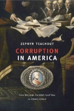 Teachout, Zephyr Corruption in America