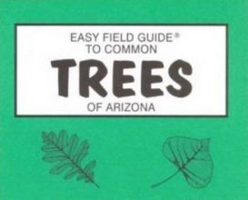 Sharon Nelson,   Richard Nelson Easy Field Guide to Common Trees of Arizona