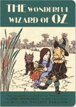 The Wonderful Wizard of Oz Stitch Medium Blank Notebook