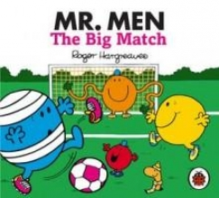 Mr. Men The Big Match