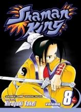 Takei, Hiroyuki Shaman King 8