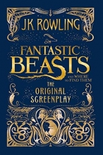 J.K. ROWLING FANTASTIC BEAST & WHERE TO FIND THEM LP