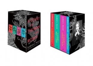 Sarah J. Maas, A Court of Thorns and Roses Box Set