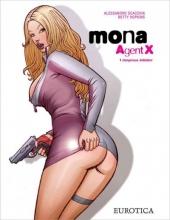 Hopkins, Betty,   Scacchia, Alessandro Mona, Agent X 1