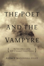 Stott, Andrew McConnell The Poet and the Vampyre