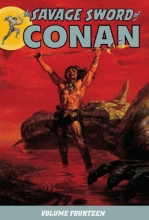 Kwapisz, Gary,   Chan, Ernie The Savage Sword of Conan 14