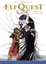 Pini, Wendy  Pini, Wendy,   Pini, Richard,   Pini, Richard The Complete Elfquest 2