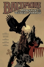 Mignola, Mike,   Golden, Christopher Baltimore 5