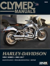 Clymer Publications Clymer Harley-Davidson VRSC Series (2002-2017)
