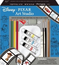 Disney Disney-Pixar Art Studio
