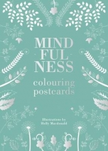 Mindfulness Colouring Postcards