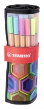 , Fineliner Stabilo point 88 Arty edition ass