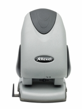 , Perforator Rexel P265 2-gaats 65vel zilver/zwart