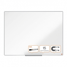, Whiteboard Nobo Impression Pro 90x120cm staal