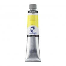 , Talens van gogh olieverf tube 200 ml azogeel citroen 267
