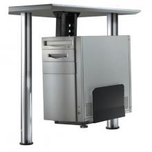 , CPU houder Newstar D200 30kg zwart