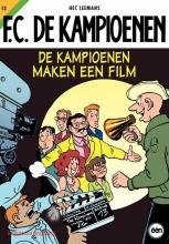 Hec  Leemans F.C. De Kampioenen 13 De kampioenen maken een film