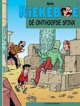 Merho De Kiekeboes De onthoofde Sfinx