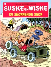 Vandersteen, Willy Suske en Wiske de snorrende snor