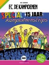 Hec  Leemans FC De Kampioenen 15 jaar Kampioenenstrips! special
