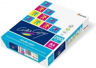 , Laserpapier Color Copy A4 200gr wit 250vel