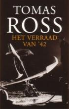Tomas  Ross Het verraad van `42
