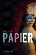 Dirk Bracke , Papier
