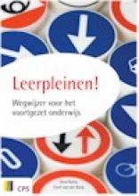Gina  Botta, Carel van der Burg, Leerpleinen!