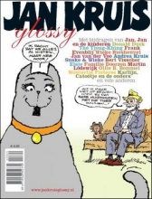 Jan  Kruis Jan Kruis Glossy (hardcover + 18 extra strippagina`s)
