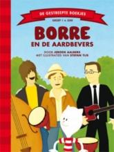 Jeroen  Aalbers Borre en de aardbevers
