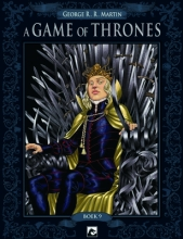 George R.R.  Martin A game of Thrones boek 9