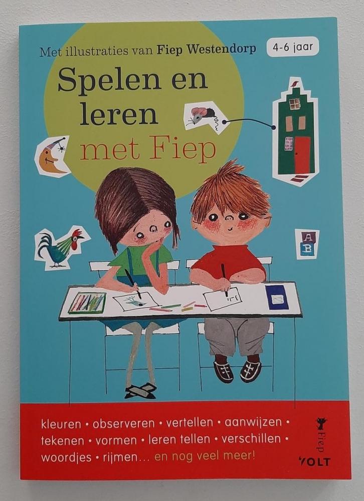 Fiep Westendorp,Spelen en leren met Fiep