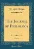 Wright, W. Aldis, The Journal of Philology, Vol. 29 (Classic Reprint)
