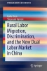 Guifu Chen,   Shigeyuki Hamori, Rural Labor Migration, Discrimination, and the New Dual Labor Market in China