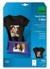 , inkjetfolie Sigel A4 Transfer blanco 6 stuks voor donkere   kleding/textiel